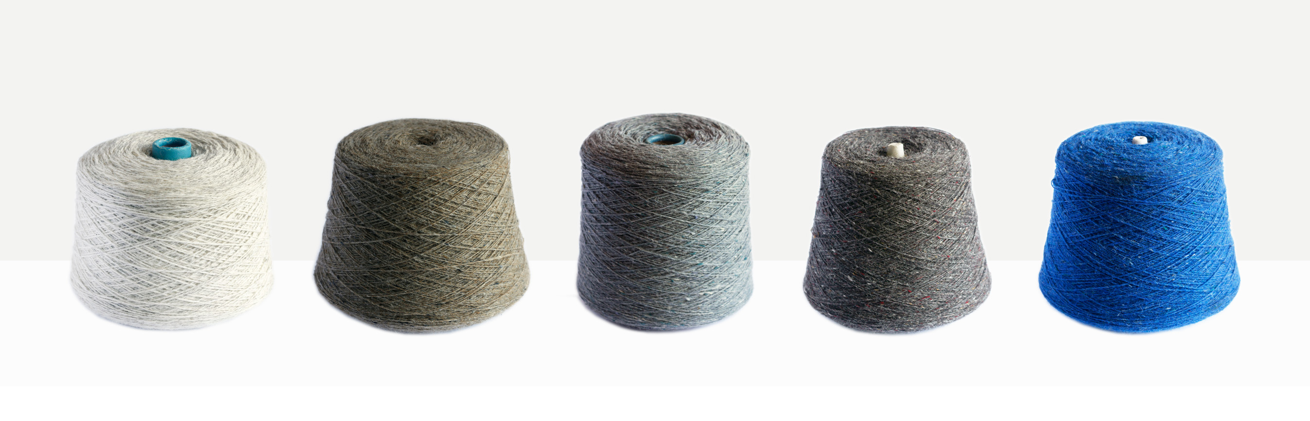 wool spools