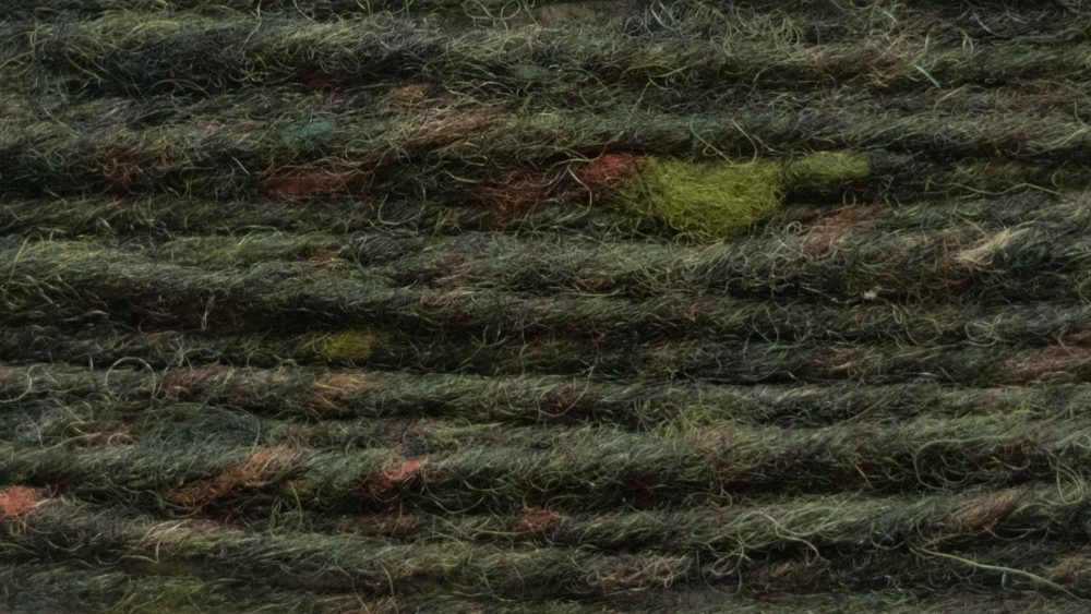Termon natural fibre for weaving and knitting