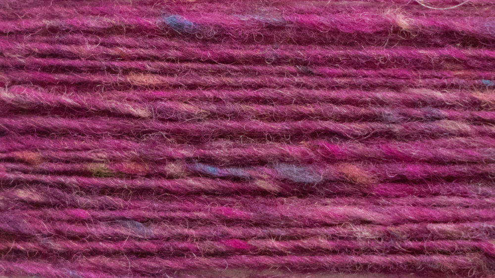 Mohair Yarn for machine knitting