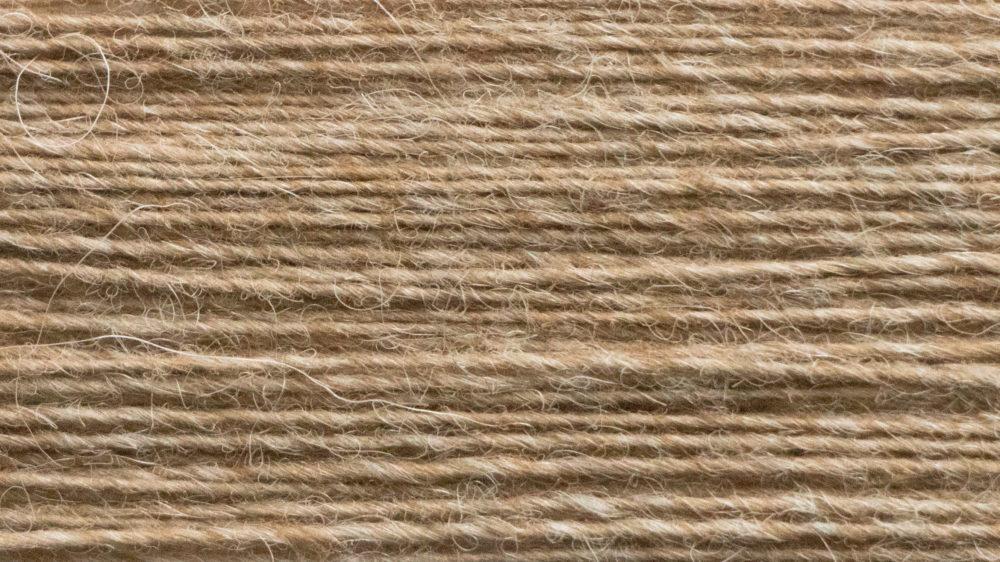 Fawn Alpaca Tweed