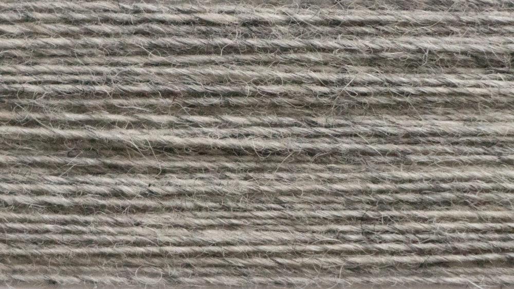 Light Grey Alpaca Tweed