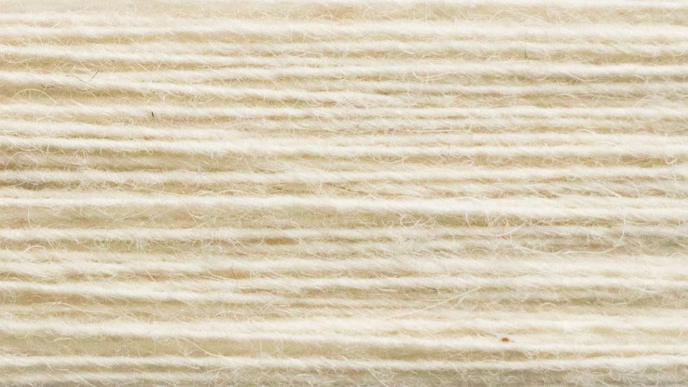 White Alpaca Tweed