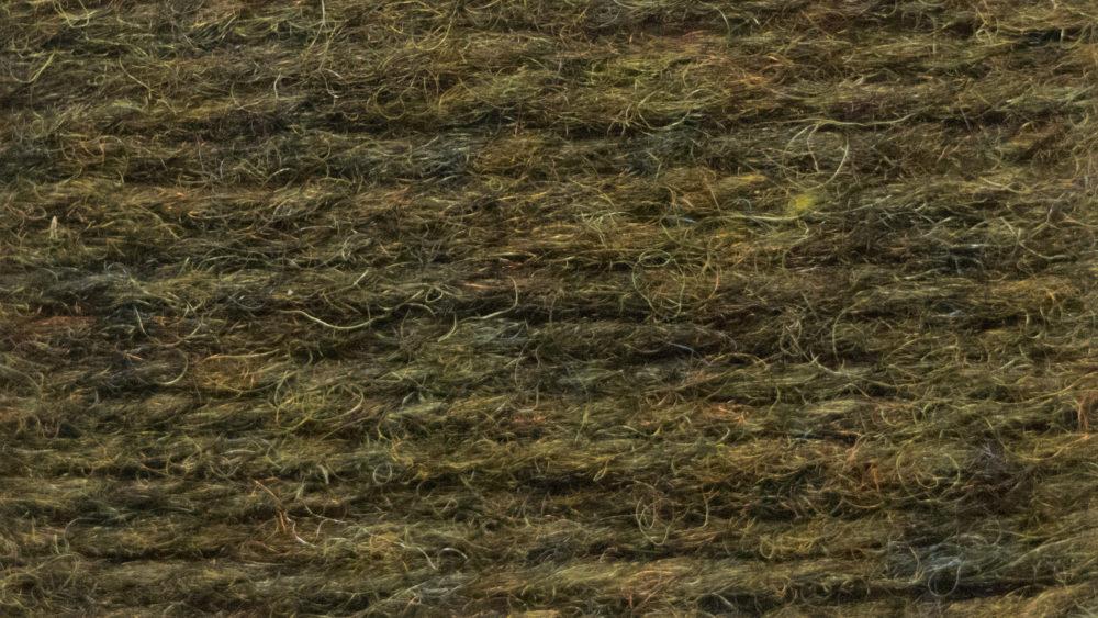 Moss Alpaca Fleece for weaving and knitting