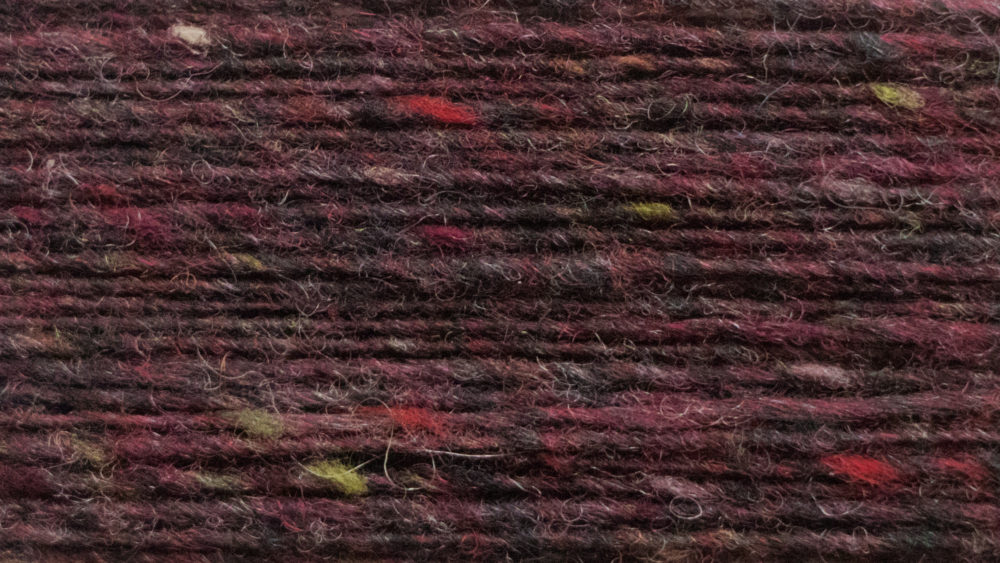 Dingle Galanta produced by Donegal Yarns in traditional wool mills