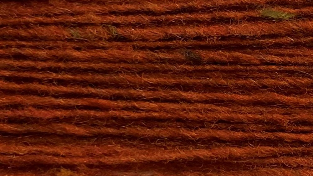Rust Irish Tweed