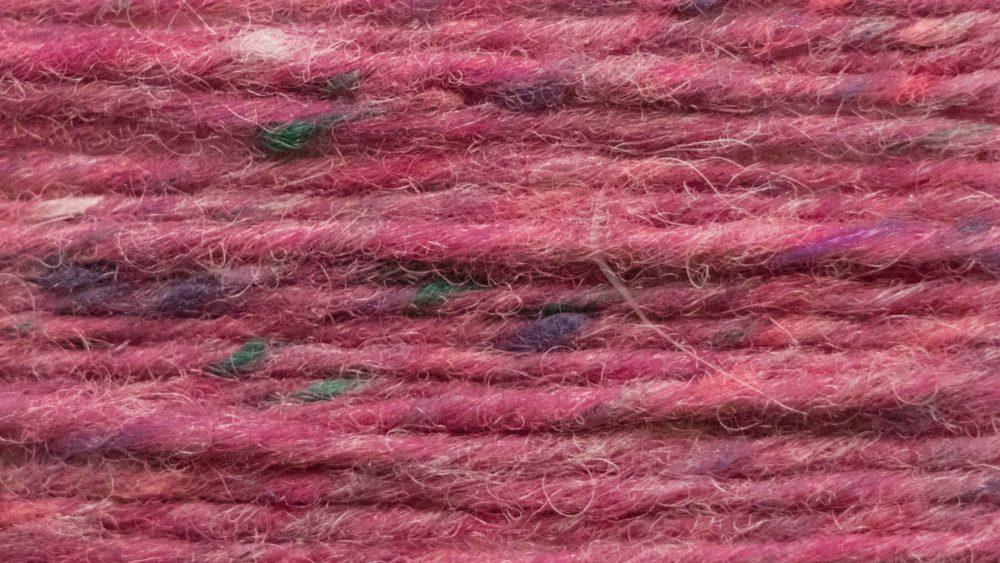 Rose Pink Tweed