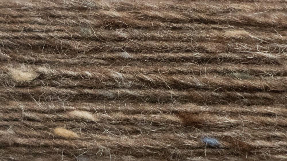 Mohair Tweed Walnut