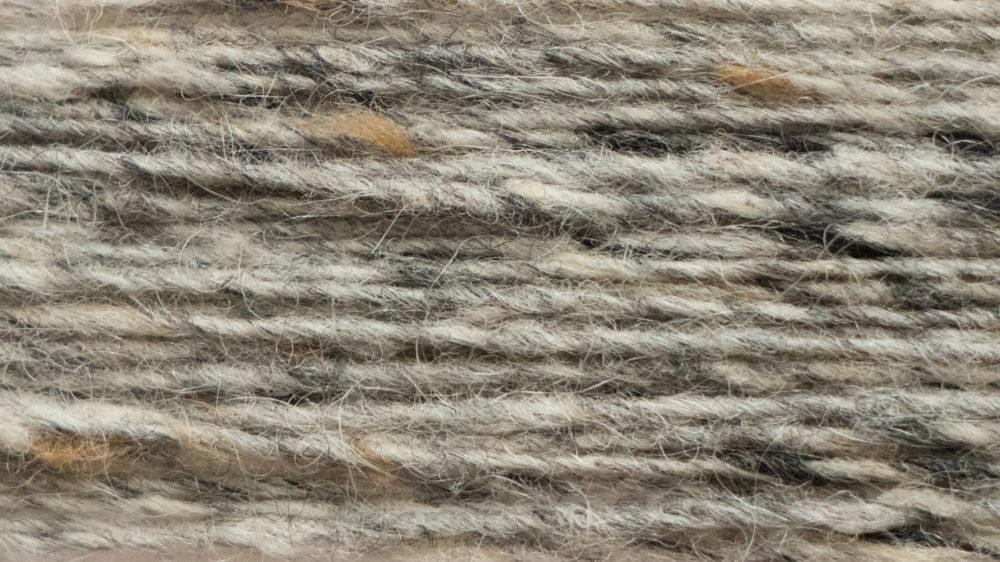 Mohair Tweed Silver Bell