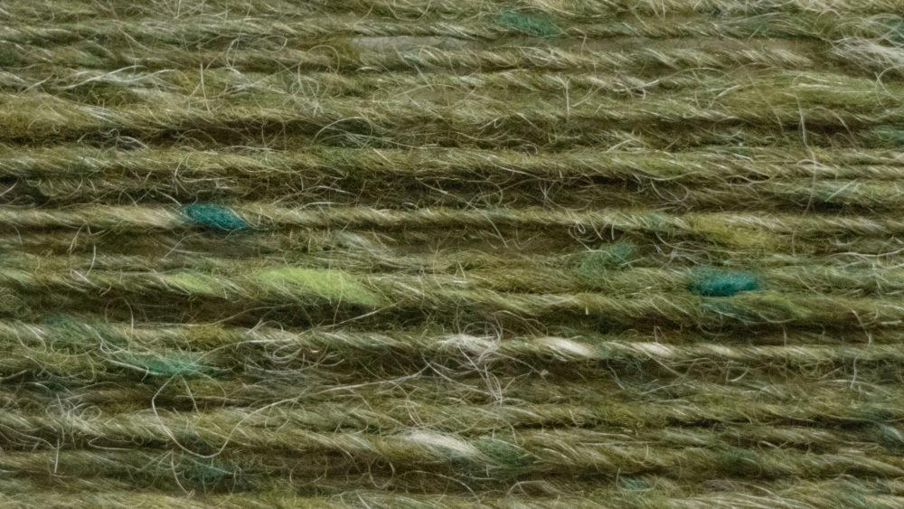 Mohair Tweed Olivette