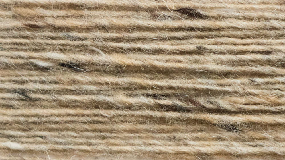 Mohair Tweed Feather