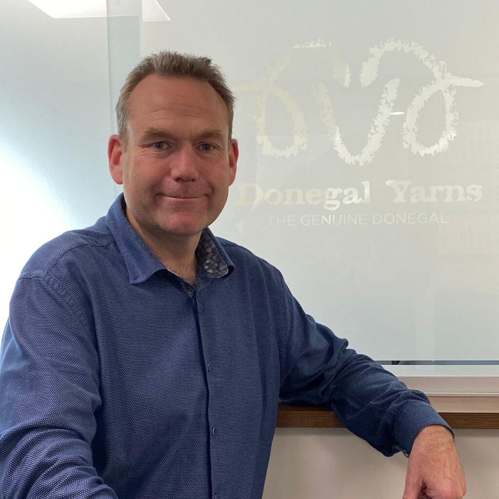 Chris Weiniger, Donegal Yarns.