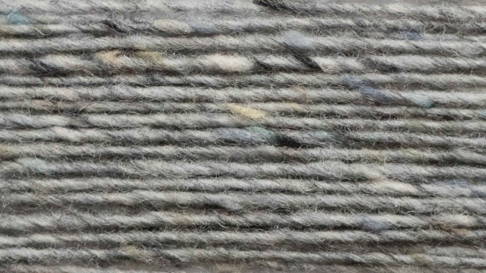 Donegal Tweed Silver Mist