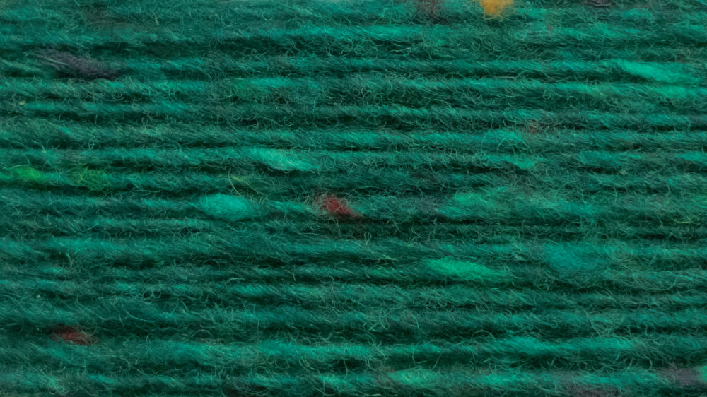 Soft Donegal Merino Wool Jade