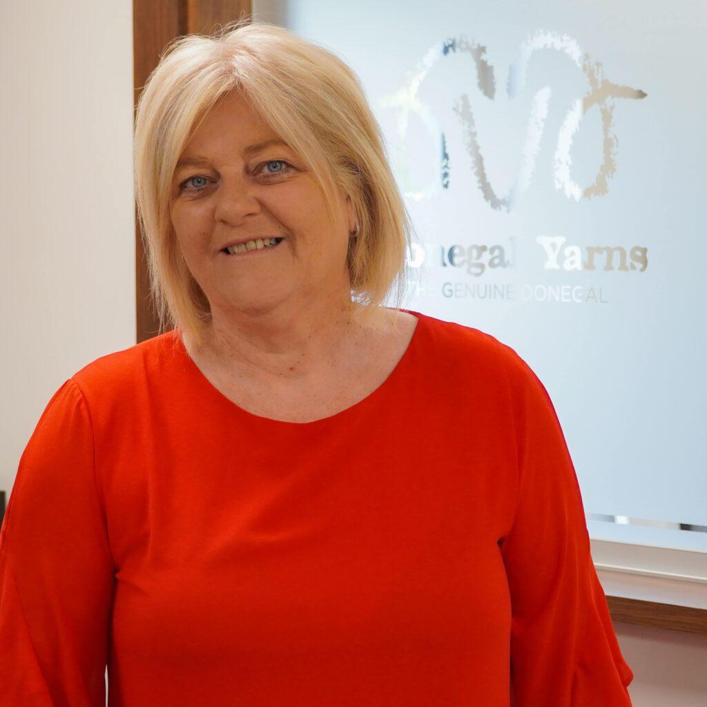 Caroline O'Donnell, Donegal Yarns.